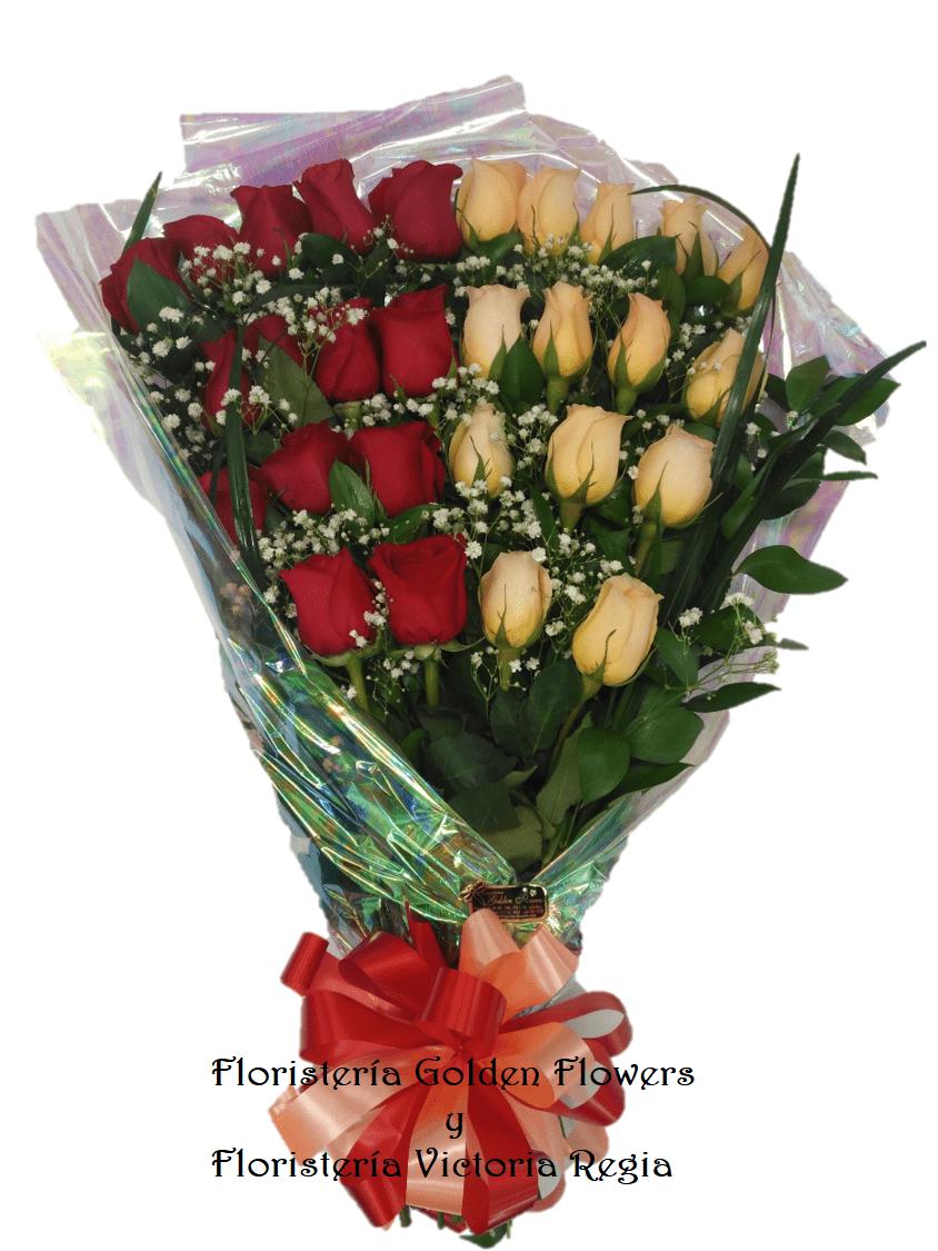 Bouquet X 30 Rosas