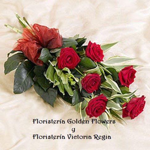 Bouquet X 6 Rosas