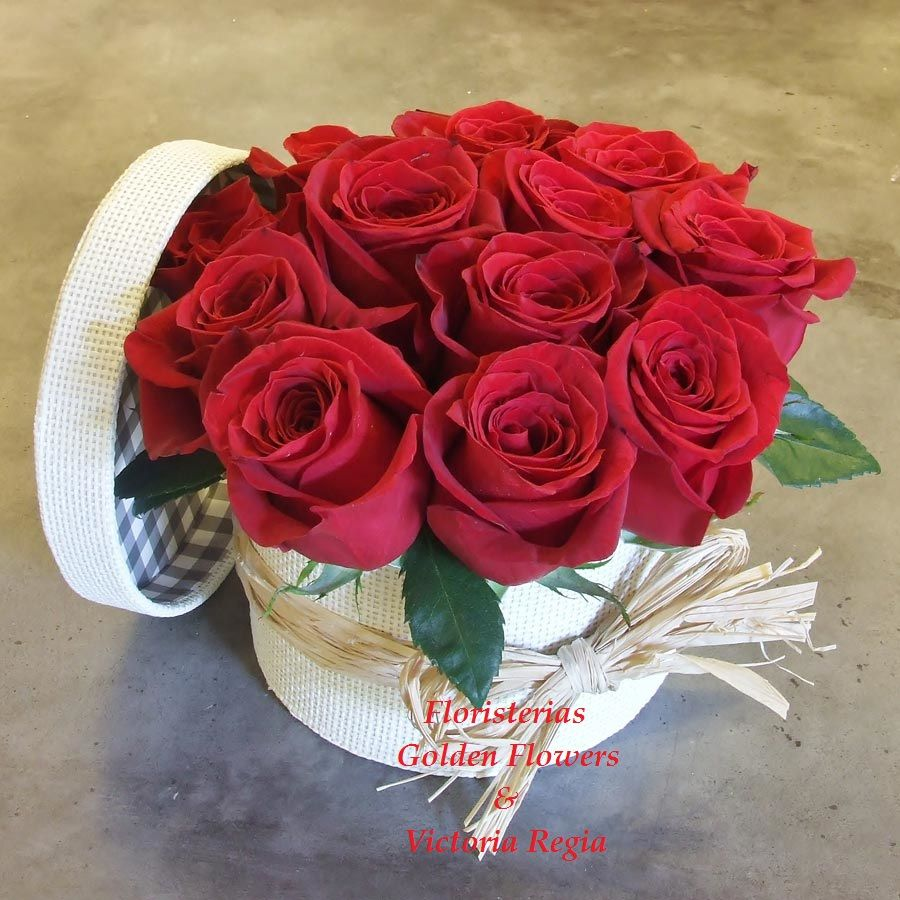 Caja Rosas CF 14