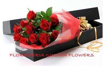 Caja-bouquet