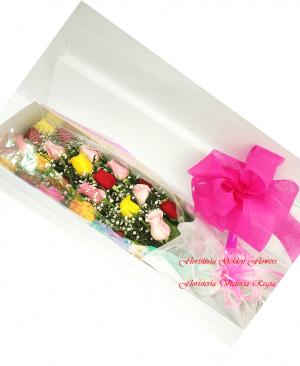 Caja rosas surtidas 300x366 Tienda