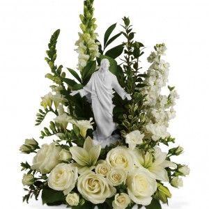 FU 10 3 Arreglo base de condolencias en rosas boca de dragon y minirosas con imagen. 145.000 185.000 225.000 300x300 Tienda