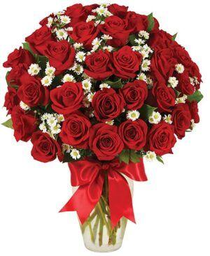 Jarrron con rosas rojas 300x366 Tienda