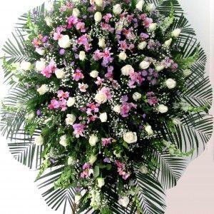 Pedestal en bocas de dragon orquideas y rosas. 180.000 220.000 250.000 300x300 Tienda