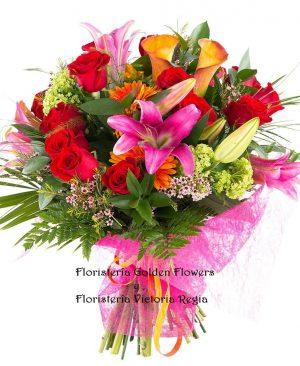 bouquet tropical B 12 300x366 Tienda