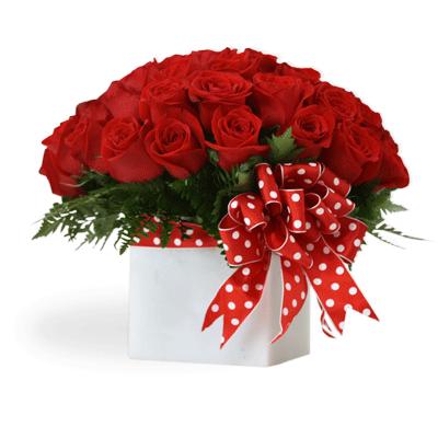 Caja rosas CF 23