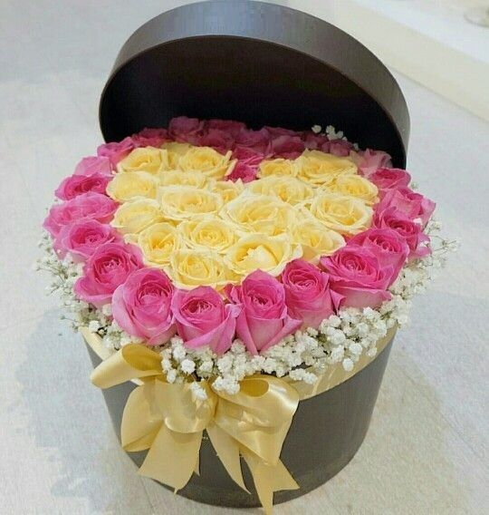 Caja en Rosas CF 26