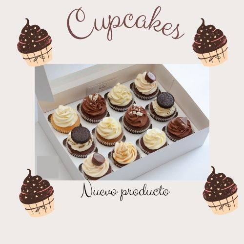 Cupcake x 12