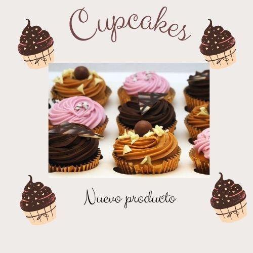Cupcake x 9